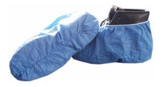 1 Paquete De Cubre Zapato Con Antiderrapante/ 50 Pares