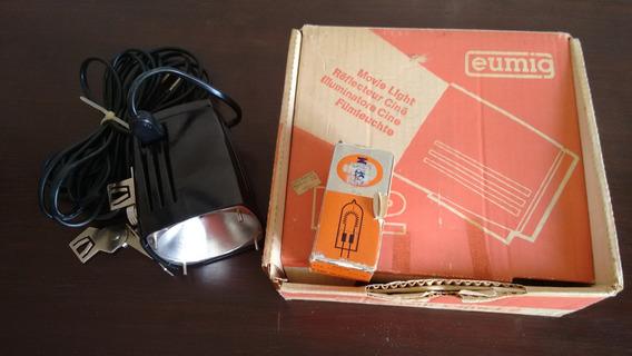 Refletor 650w Eumig Austriaco 120v Ac