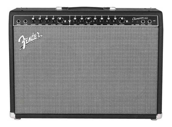 Fender Amplificador Para Guitarra Champion 100 W Combo 2x12