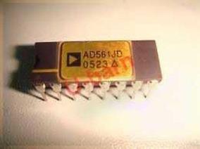 Ad Ad561jd Dip, Bajo Costo 10-bit Monolítico Convertidor