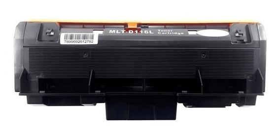 Toner Compatível Novo Para Uso Mlt-d116 Mlt-d116l D116 116l M2676 M2885 M2625 Sl-m2885fw Sl-m2835dw Sl-m2825nd M2875fd