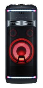 Mini System X Boom Ok99 1650w Rms Lg