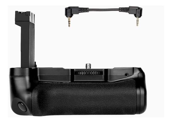 Battery Grip Bg-1x Para Canon T7i 77d 12x S/juros