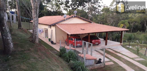 Chácara Com 3 Dorms, Cocuera, Mogi Das Cruzes - R$ 650 Mil, Cod: 1415 - V1415