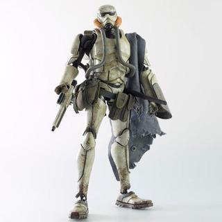 Trooper Star Wars Threezero 1/6 12 Pulgadas
