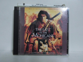 Cd The Last Of Mohicans - Seminovo