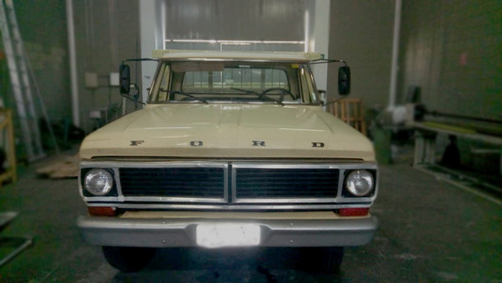 Caminhão Ford F 4000 Em Ótimo Estado Ano 1982