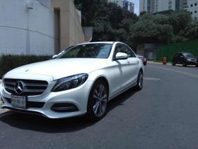 Mercedes Benz Clase C 2.0 200 Cgi Sport At 2015