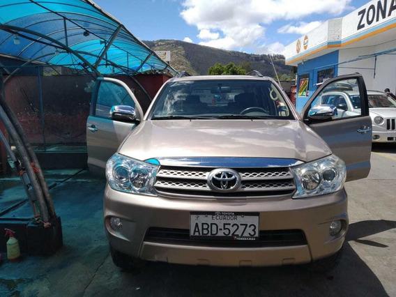 Flamante Toyota Fortuner De Oportunidad!!