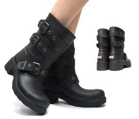 Botas Hunter De Lluvia Mercury Ankle Original
