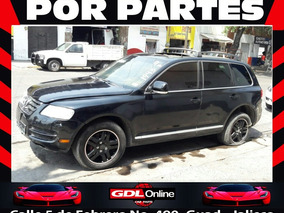Volkswagen Touareg 8 Cilindrados Awd4x4
