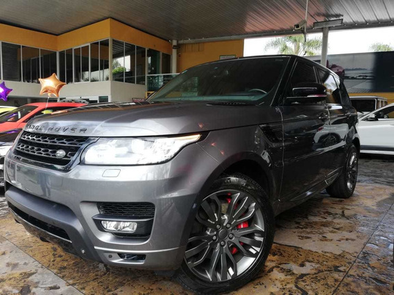Range Rover Sport Rs Dynamic 2015