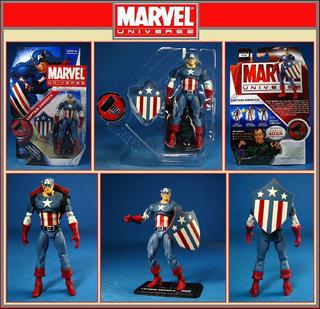 Marvel Universe Capitan America Swargento!!