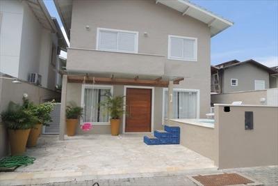 Ref.: 172600 - Casa Condomínio Fechado Em Sao Sebastiao, No Bairro Maresias - 4 Dormitórios