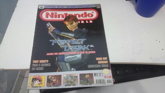 Revista Nintendo World 21 Rarissima