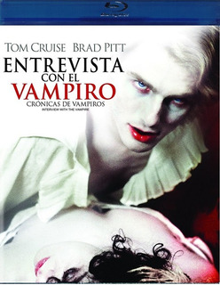 Entrevista Con El Vampiro 1994 Brad Pitt Pelicula Blu-ray