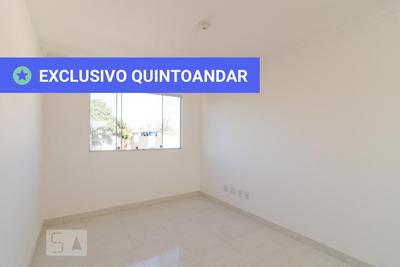 Apartamento No 3º Andar Com 2 Dormitórios E 1 Garagem - Id: 892908738 - 208738
