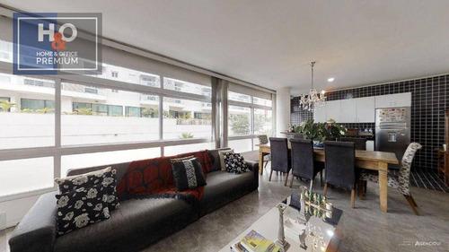 Imagem 1 de 30 de Apartamento Com 4 Dormitórios À Venda, 234 M² - Centro - São Paulo/sp - Ap2455