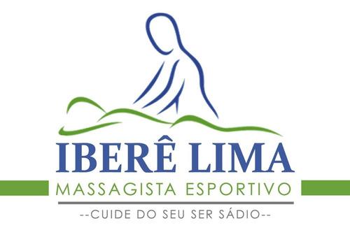 Ibere Lima Massagista Esportivo