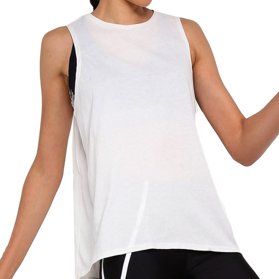 Musculosa Under Armour Training Fashion Flow Mujer Cr