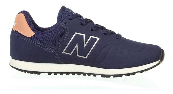 Tênis New Balance 373 Infantil Azul