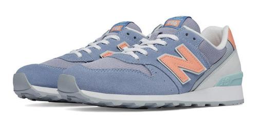 996 new balance mujer azul