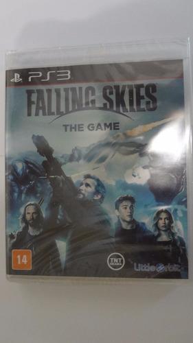 Imagem 1 de 2 de Falling Skies The Game Ps3 - Mídia Física - Novo E Lacrado