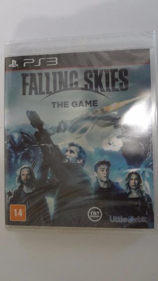 Falling Skies The Game Ps3 - Mídia Física - Novo E Lacrado