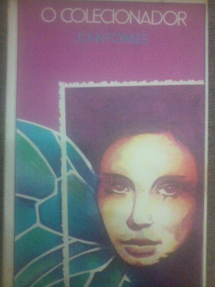Livro O Colecionador - John Fowles