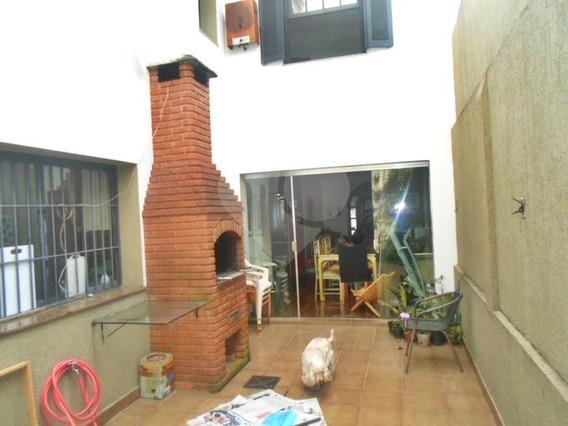 Sobrado A Venda, Vila Mariana 180 M² - 3 Dormitórios - 345-im388684