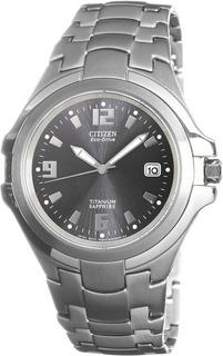Reloj Citizen Bm1290-54f Titanium Eco Drive Agente Oficial