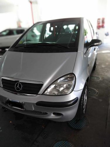 Mercedes-benz Clase A 2005 1.6 A160 Classic Manual