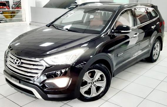 Hyundai Grand Santa Fé 2014 Blindado