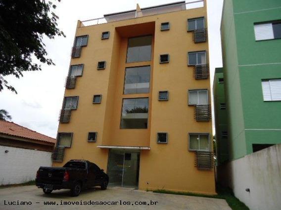 Apartamento Para Venda Em São Carlos, Cidade Jardim, 1 Banheiro, 1 Vaga - La356_1-1358515