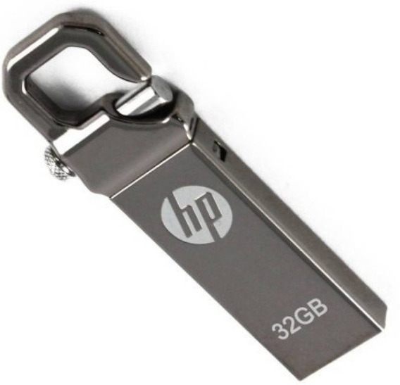 Pen Drive 32gb Usb 3.0 Metal Hp X750w Original