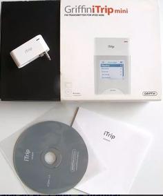Transmissor Fm Para iPod Mini Griffin Itrip Mini- Novo