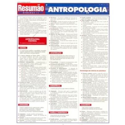 Antropologia - Resumão Humanas 11