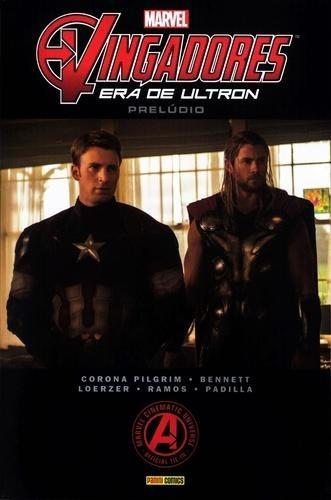 Vingadores Era De Ultron - Preludio - Nº01