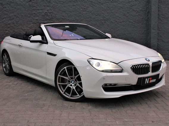 Bmw 650i Cabrio 4.4 V8 Turbo