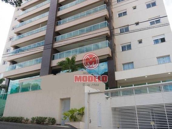 Apartamento Com 4 Dormitórios Para Locação - Alto - Piracicaba/sp - Ap2325