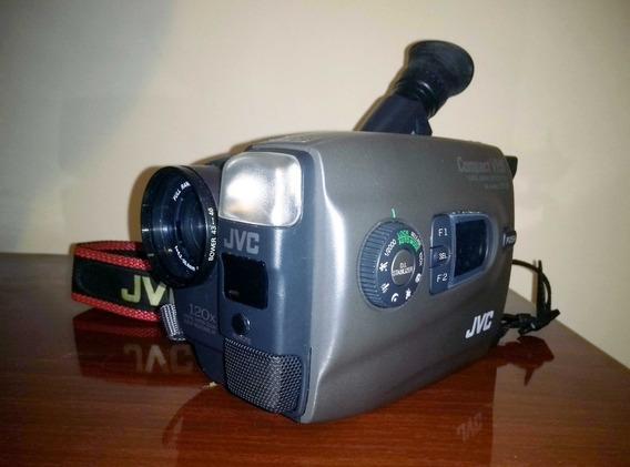 Filmadora Antiga Vhs Jvc Modelo Gr-ax800 ( Leia O Anúncio )