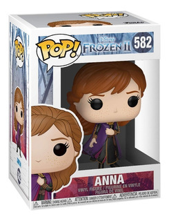 Funko Pop Frozen 2 582 Anna Nuevo Original Nuevo Magic4ever