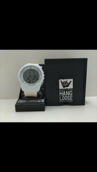 Relógio Hang Loose Branco