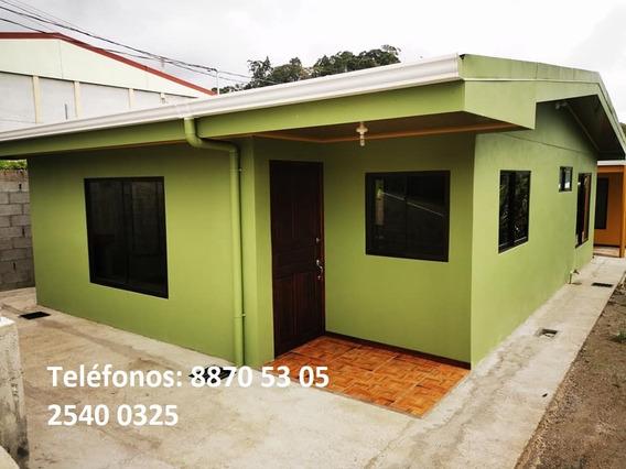 Hermosa Casa Nueva En La Fila