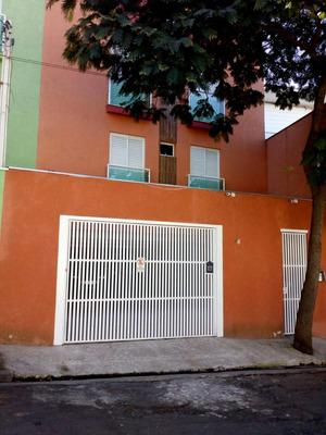 Cobertura Residencial À Venda, Vila Assunção, Santo André - Co49878. - Co49878