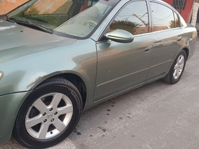 Nissan Altima 2.5 Sl Aa Ee Cd Piel Qc At 2002