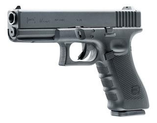 Pistola Glock 17 Gen 4 Blowback Co2 Postas Calibre .177(4.5)