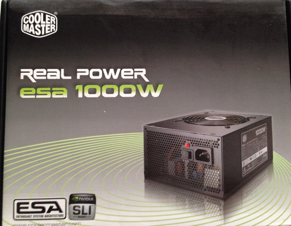 Fonte Cooler Master 1000w 80 Plus Gold