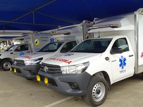 Ambulancias Venta, Acondicionamiento Y Fabricación