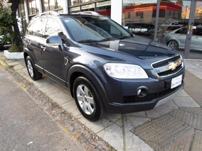 Chevrolet Captiva 2.4 Nafta 4x4 Lt Manual